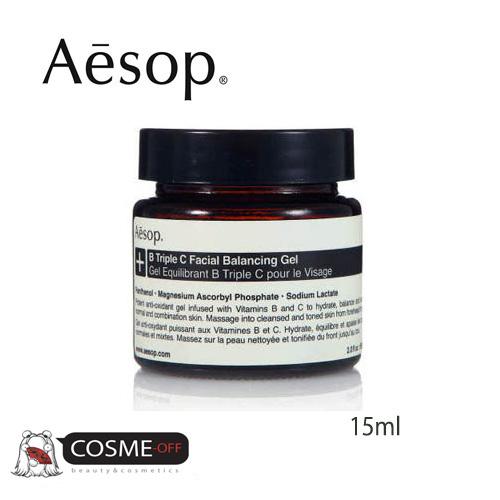 AESOP 60ml/イソップ トリプル B トリプル C バランシングジェル AESOP/イソップ 60ml (ASK25RF), 塗料の専門店 ファインカラーズ:9d4f76b2 --- officewill.xsrv.jp
