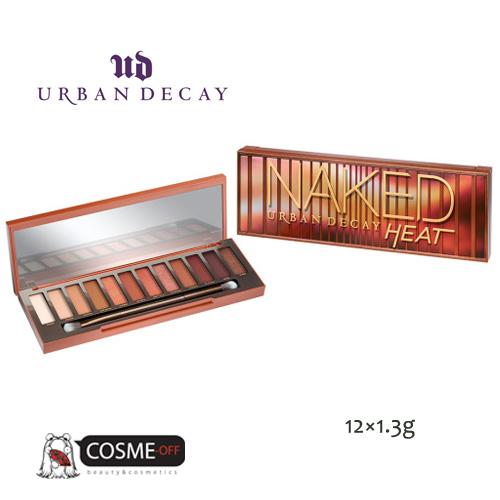 URBAN DECAY/アーバンディケイ ネイキッド ヒート パレット 12×1.3g (S2731100)