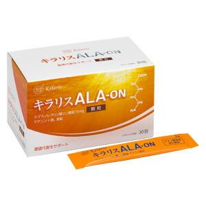 日邦薬品 キラリスALA-ON 30包