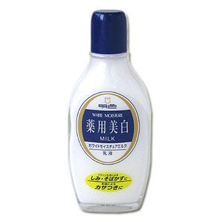 하이라이트 약용 ホワイトモイスチュアミルク White Moisuture Milk MEISHOKU *