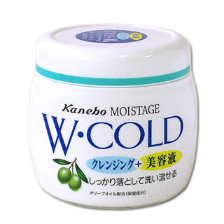쿠라시에모이스타쥬 W콜드 크림 Kracie MOISTAGE W・COLD 270 g *