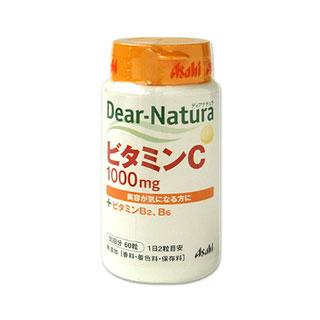 # # 아사히 푸드 앤 헬스케어 ディアナチュラ 비타민 C 30 일간 60 곡물 Asahi Dear-Natura *