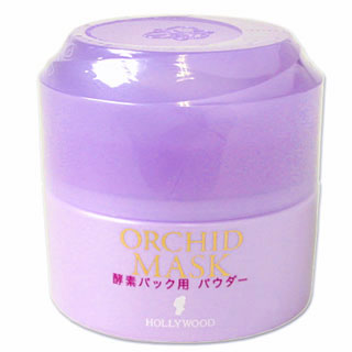 ORCHID HOLLYWOOD Hollywood Orchid mask (enzyme powder pack) *