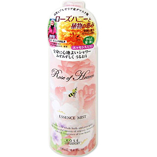 Rose of heaven essence mist < body lotion 190 ml RoseofHeaven KOSE COSMEPORT *