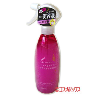 Mandom lucido-l hair # 240 ml LUCIDO-L mandom moisture essence (Tsubaki hair treatment) *