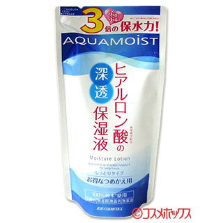 Toru Juju Aqua moist hyaluronic acid deep moisturizing lotion moist refill packs for 180 ml JUJU AQUAMOiST *
