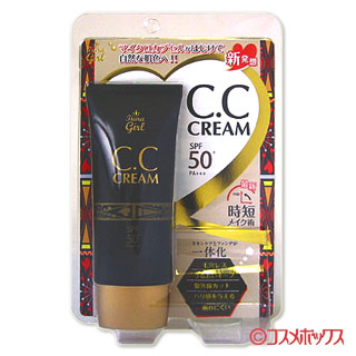 티아라 걸 C.C CREAM 50mL Tiara Girl *