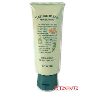 ROSETTE  NATURE BLEND 海性除垢换肤凝胶120g NATURE BLEND ROSETTE