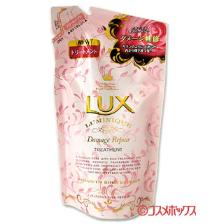 Lux luminique damage repair treatment refill for 350 g Unilever LUX *