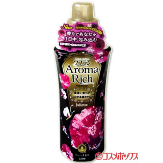 Fabric softener aroma rich Juliette suiteflorelaroma of Lion smell (aroma agents flexibility) 620 ml LION *