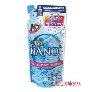 라이온 탑스-파 NANOX(스파나녹스) 갈아 채워 용 360 g LION *