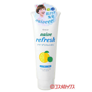 Cosmebox Rakuten Global Market Kracie Naive Refresh