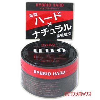 시세이도 우노 하이브리드 하드 80g uno shiseido *