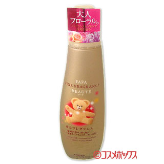 Fur F Fine fragrance Bothe (BEAUTE) 600 ml FAFA *