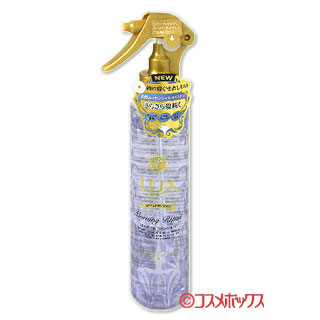 Disheveled hair while sleeping rectification mist 140 ml LUMINIQUE LUX Unilever [new life support fair point 20 times - March 31 23:59] of the ユニリーバラックスルミニーク morning