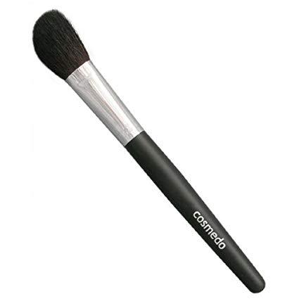 熊野筆 メーカー直送 めざせメリハリフェイス■計算された絶妙ななめフォルムがフィット 熊野筆ハイライトブラシ 熊野筆職人手作りの逸品 化粧ブラシ くまのふで メイクブラシ 熊野化粧筆 熊の筆 お得 日本製. ハイライトブラシ 粗光峰100%