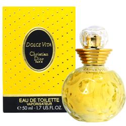 クリスチャンディオール Christian Dior ドルチェヴィータ オードトワレ EDT レディース 50mL