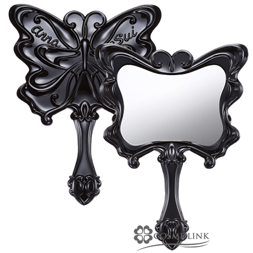 Anna Sui Butterfly Hand Mirror