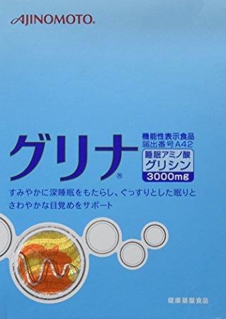 味の素 グリナ 30本 グレープフルーツ味 スティック (アミノ酸含有食品)