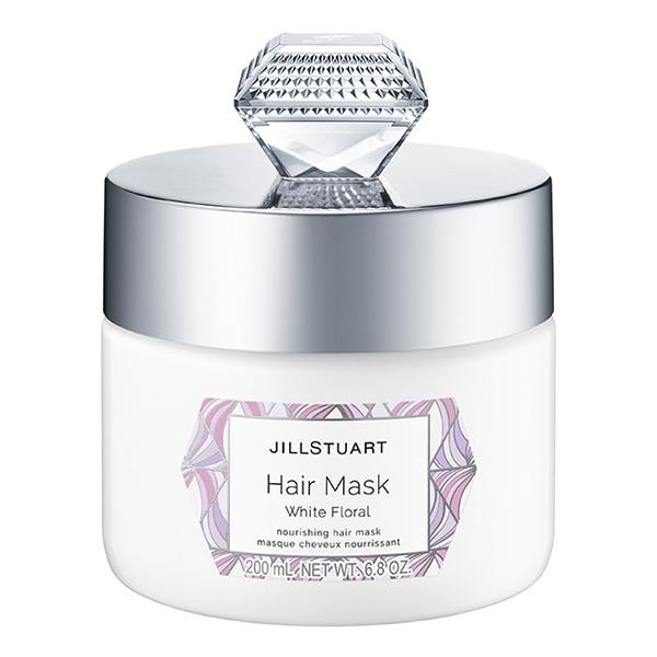 ヘアケア ヘアマスク ヘアパック 誕生日プレゼント 保湿 35%OFF 香り 髪の芯部から集中的に補修効果を高める スーパーSALE特価 ジルスチュアート STUART W_253 ホワイトフローラル JILL 194g