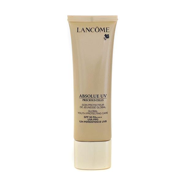 人気ブランド多数対象 スキンケア 乳液 クリーム 日焼け止め UV 化粧下地 限定サイズ ランコム 新着 50ml LANCOME PA++++ アプソリュ W_80 プレシャスセル 限定 SPF50