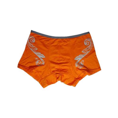 ≪25日P5倍★カードで9倍≫【送料無料】 GUOYA アンダーウェア Middle 「Wings」 Orange #Lサイズ