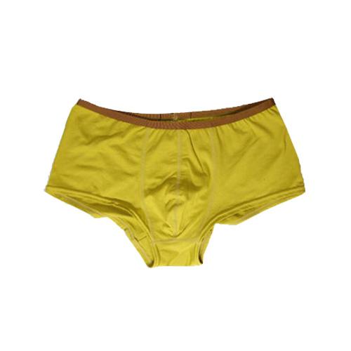 【送料無料】 GUOYA アンダーウェア Short 「Reserved」 Gold #Lサイズ