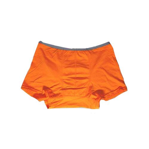 ≪クーポン配布中★18日23:59まで≫【送料無料】GUOYA アンダーウェア Middle 「Cross」 Orange #Mサイズ