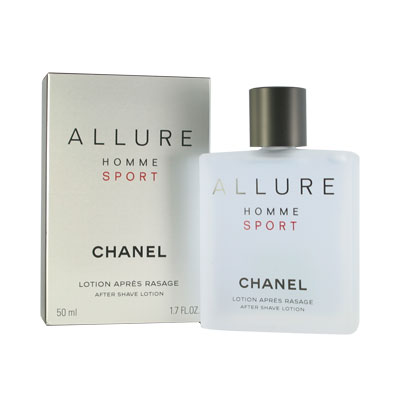 e4d84325fd4d Chanel Allure Homme Sport after shave lotion 50 ml (aftershave products)