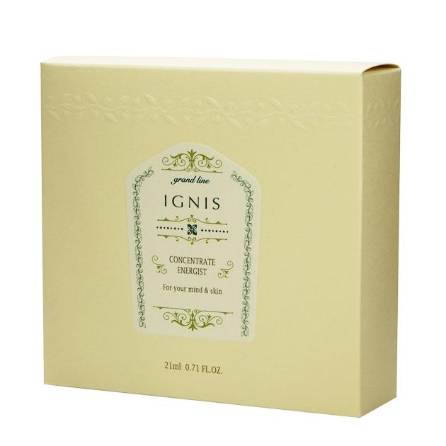 イグニス IGNIS コンセントレート エナジスト 7.0mL×3本 ※お一人様1点限り