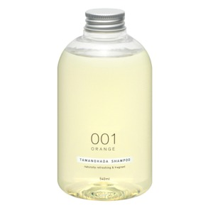 贈答 業界No.1 玉の肌石鹸 TAMANOHADA SHAMPOO 0916-0309 001 オレンジ