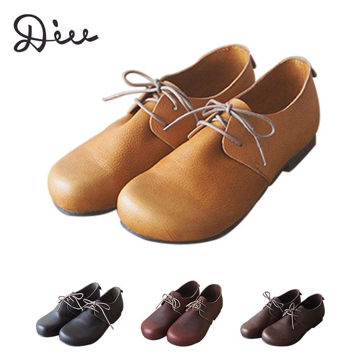 Diu レザー コンフォート シューズ 送料無料 本革 本皮 318d2587 軽い 革靴 革 軽量 痛くない 疲れない シンプル マニッシュ
