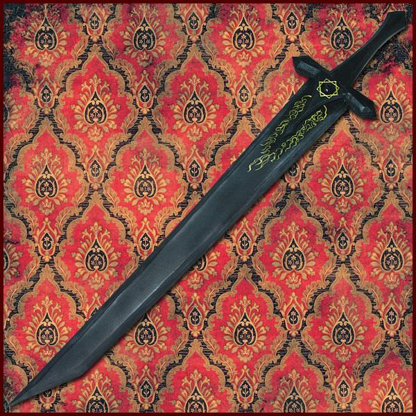 【コスプレ用小道具】マギ風 アリババ 金属器 アモンの剣