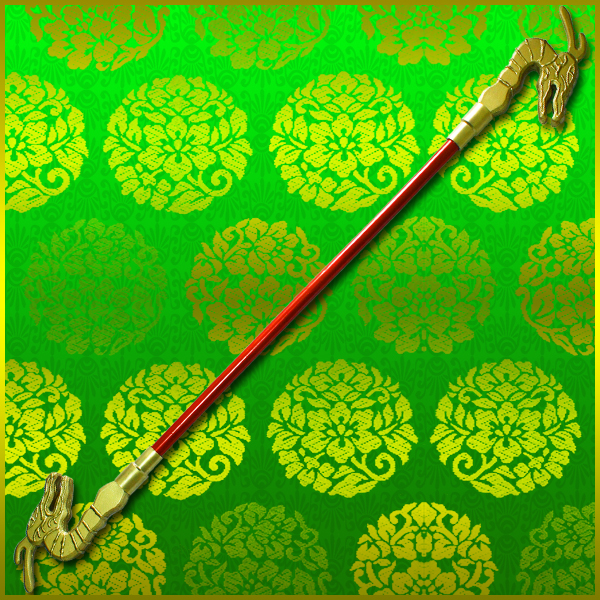 【コスプレ用小道具】TIGER & BUNNY風 ドラゴンキッド ホァン・パオリン 棍 如意棒