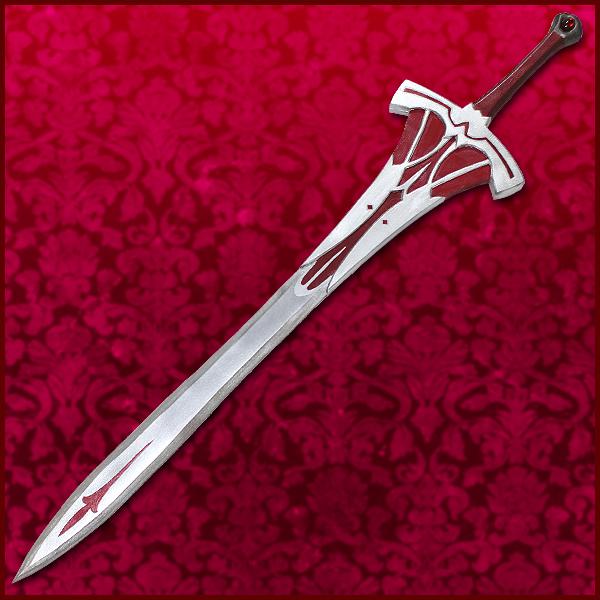 【コスプレ用小道具】Fate/Grand Order風 FGO モードレッド 宝具 燦然と輝く王剣(クラレント)【受注生産】