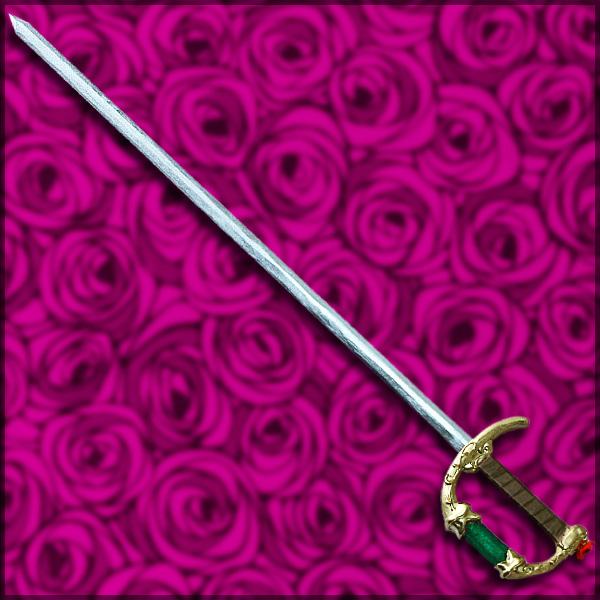 【コスプレ用小道具】少女革命ウテナ 天上ウテナ ディオスの剣