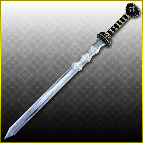 【コスプレ用小道具】戦国BASARA風 松永久秀 剣 刀 十束剣