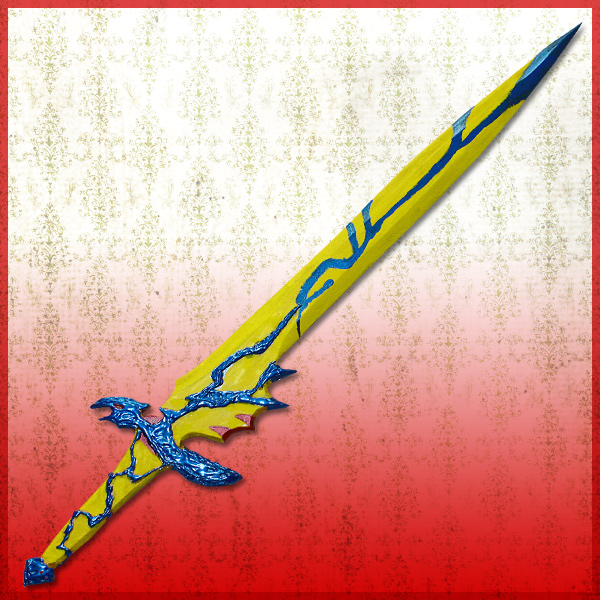 【コスプレ用小道具】ディシディアファイナルファンタジー オニオンナイトの剣