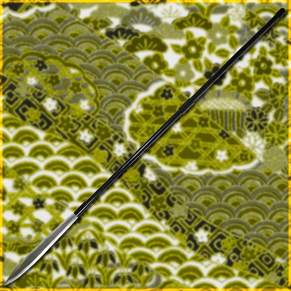 【コスプレ用小道具】刀剣乱舞 とうらぶ 槍「蜻蛉切」