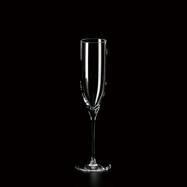 【送料無料】ワイングラス スパークリングワイン ステラ 5oz 150ml 6個セット 木村硝子店 (17)送料無料 業務用