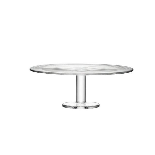 【送料無料】【ギフト】LSAインターナショナル コンスタンティン ケーキスタンド 40cm (TLA1601) [ガラス食器]