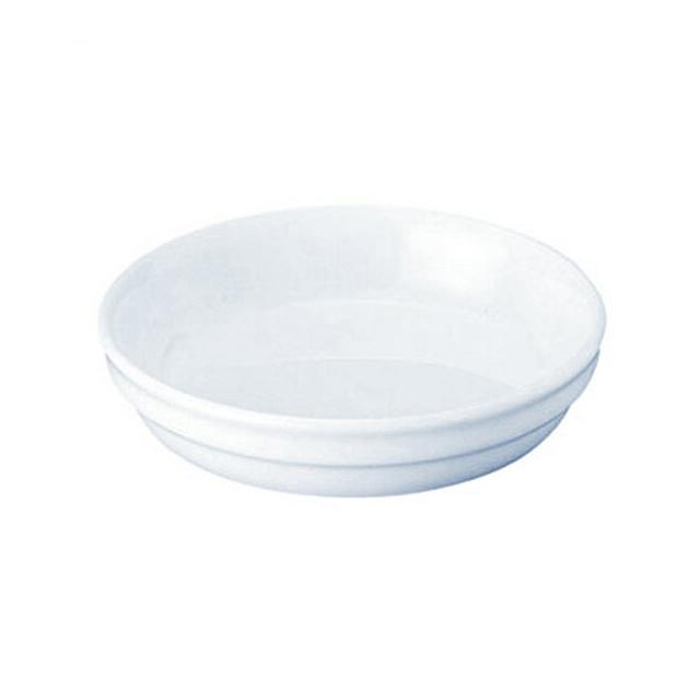 """【送料無料】グラタン皿 丸型7"""" 6個 カネスズ スーパーレンジ(21200570-6P)業務用"""