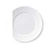 【送料無料】ディナー皿 27cm 6枚 カネスズ スーパーライト(27000402-6P)業務用
