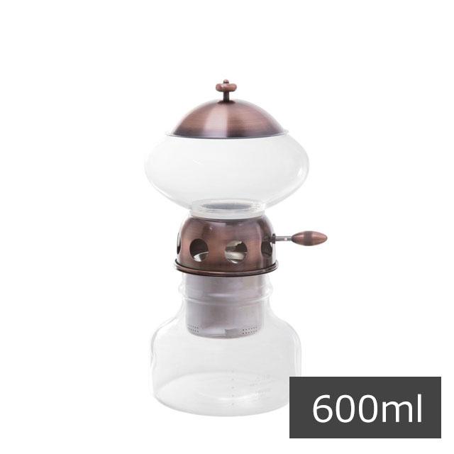 【送料無料】HARIO ハリオ 5杯用ウォータードリッパーN 600ml(PTN-5BZ)(コーヒードリッパー ウォータードリッパー コーヒー)ギフト