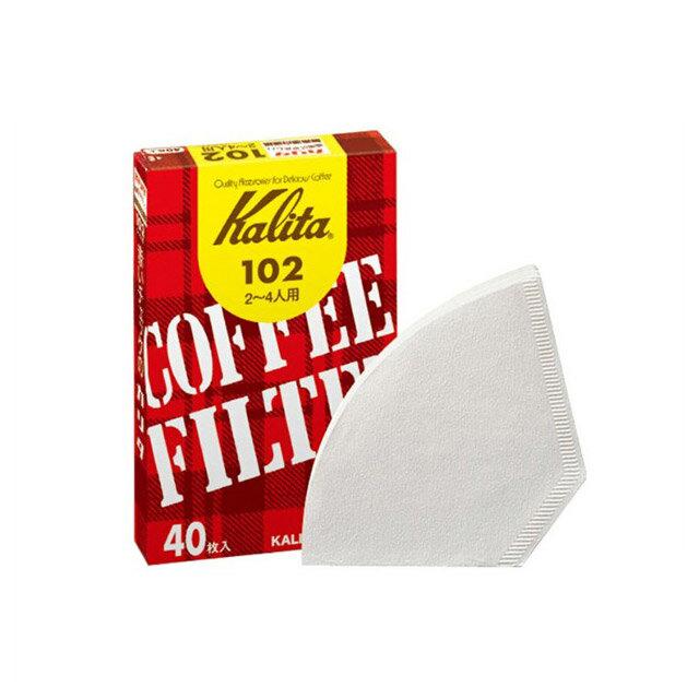 ギフト対応カフェ定番のコーヒーフィルター 送料込 送料無料 カリタ お気に入 102 コーヒーフィルター お気にいる 13039 濾紙 ギフト カフェ定番のコーヒーフィルター ホワイト 40枚入