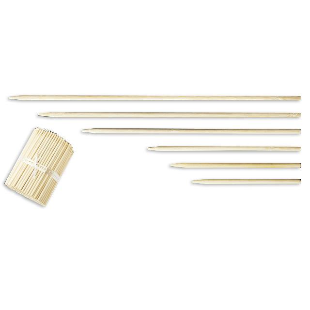 【送料無料】竹 ドック棒 40cm 250本入×5束(1250本)(16191)(店舗用品)(料理演出)