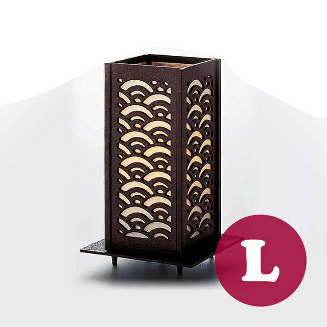ルナックス Lunax テーブル用オイルランプ L (OL-6600) [ムラエLunaxルナックスオイルランプ]【送料無料】【ギフト】