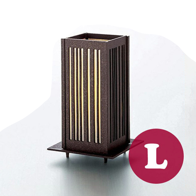ルナックス Lunax テーブル用オイルランプ L (OL-6800) [ムラエLunaxルナックスオイルランプ]【送料無料】【ギフト】