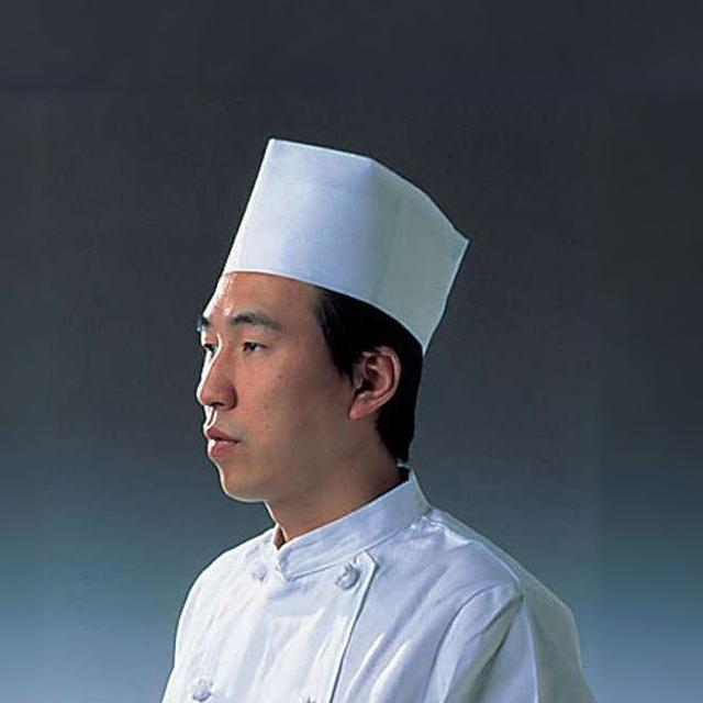 【送料無料】PAL 中華帽子 高さ120mm(500枚/50入×10)(D31110)