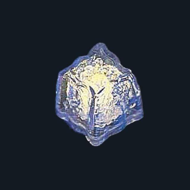 ライトキューブ オリジナル イエロー24個セット 標準輝度モデル (6-1582-0703) [水に触れたら光るライトチューブ][送料無料]